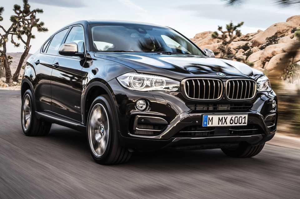 BMW X6: характеристики, обзор, фото и видео