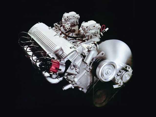 Двигатель BMW M30 - характеристика - фото
