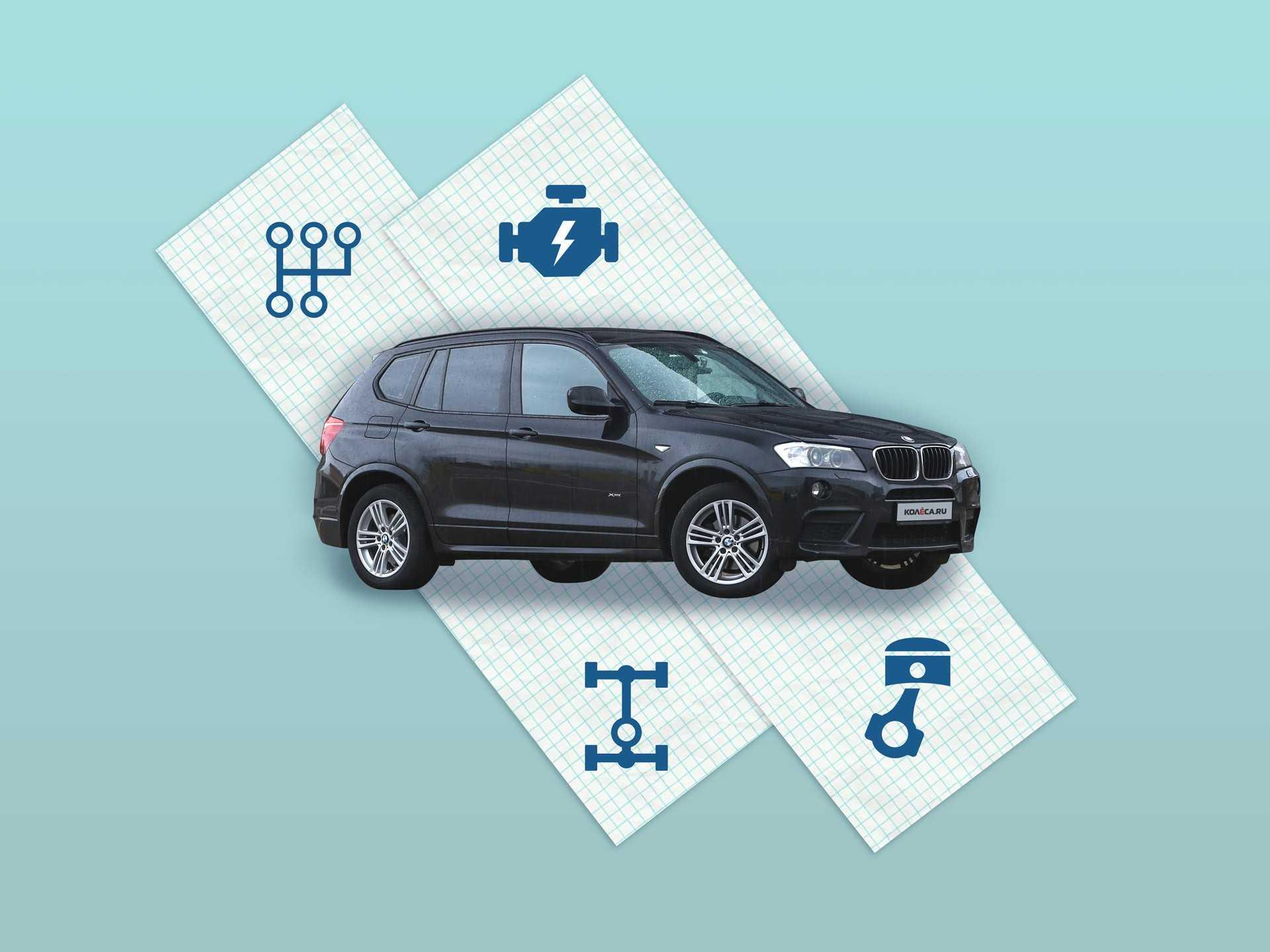 BMW X3 2014 - 2017 - вся информация про БМВ Х3 F25_рест. поколения