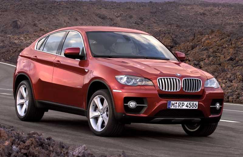 Лучшие АКПП и двигатели для BMW X6, характеристики, бензиновые, дизельные ДВС