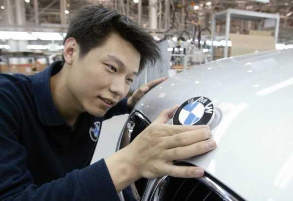 Трампу назло! BMW обрела независимость в Китае - КОЛЕСА.ру – автомобильный журнал