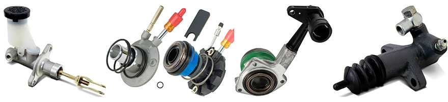 Главный цилиндр сцепления BMW 5 (E34) (БМВ 5 (Е34)) 540 i V8 1992 -  1995, двигатель M60 B40 (408S1)   AUTO2.RU