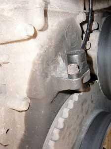 Датчик положения коленчатого вала BMW E34