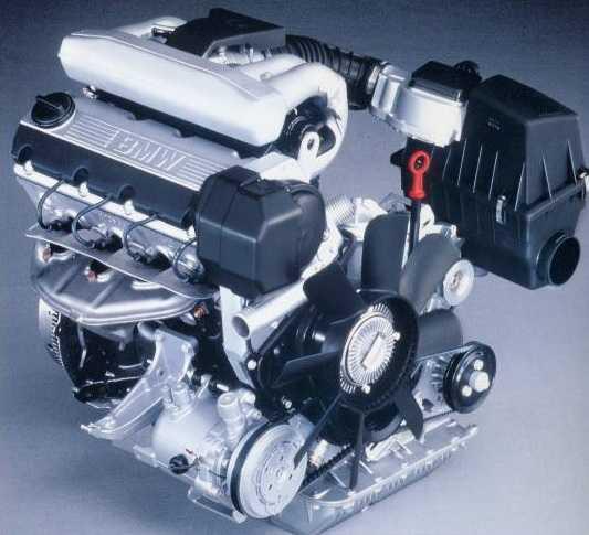 Двигатель БМВ М40: характеристика мотора BMW фото - BMW клуб