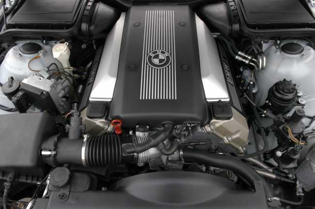 Общие сведения о двигателе М62 БМВ Х5 Е53   Авторазборка Легенда