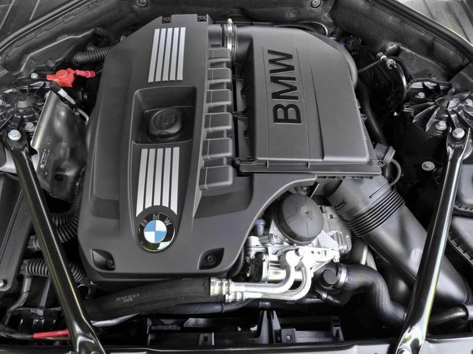 Как посмотреть какой двигатель у бмв