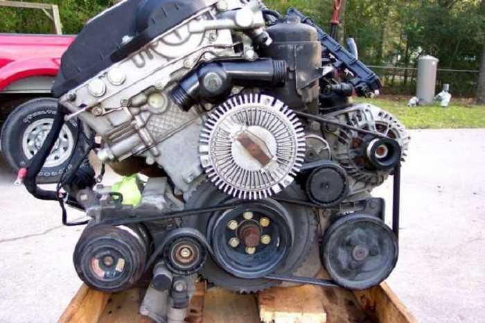 Двигатели BMW M52TU и M54 (описание моторов) - BMW 3 BLOG