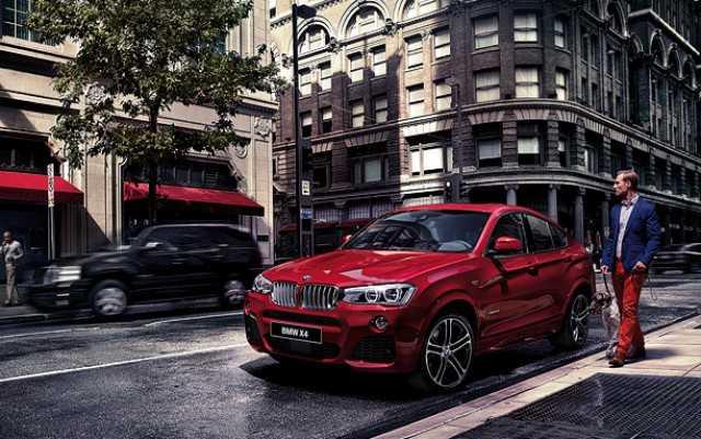 BMW объявил цены на Х4 калининградской сборки