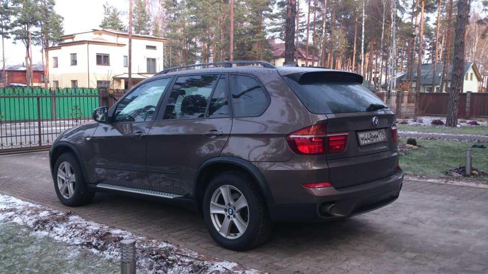 подзарядка аккумулятора — BMW X5, 3.0 liter, 2011 year on DRIVE2