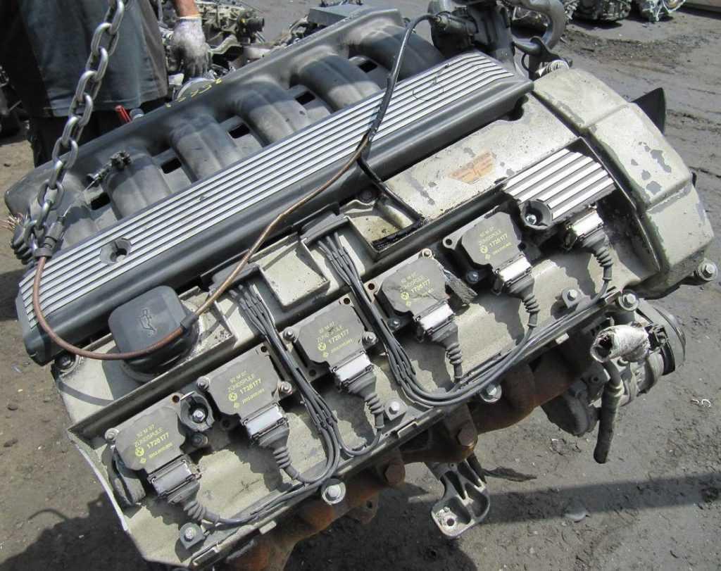 Двигатель BMW M50B20: описание, характеристики, обслуживание