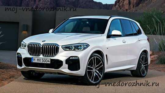 BMW X5 2018 - цена, характеристики и фото, описание модели авто
