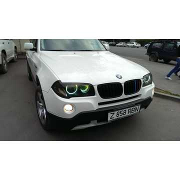 Ангельские глазки на БМВ Е83 Х3 (BMW Е83 Х3) купить