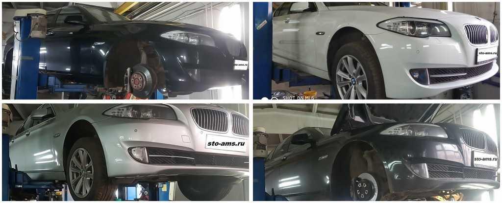 BMW M50B25: Замена прокладки клапанной крышки - BMW 3 BLOG