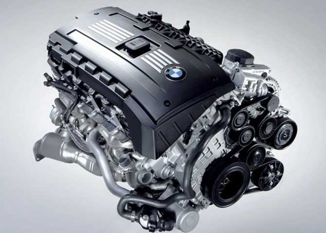 Характеристики двигателей BMW N52, N53, N54, N55, фото