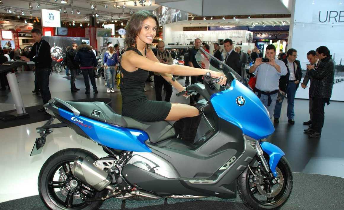 Автомобилезаменитель: тест-драйв BMW C 650 Sport - КОЛЕСА.ру – автомобильный журнал