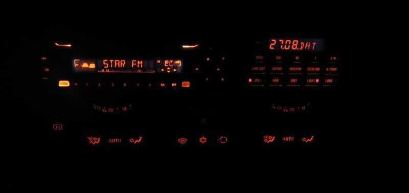 Как установить бортовой компьютер (БК) в BMW E34. :: Документация :: BMW 5 серия E34 :: RU BMW