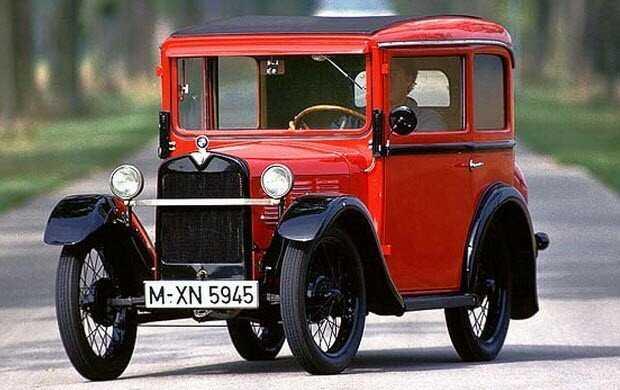 История возникновения автомобильной марки BMW