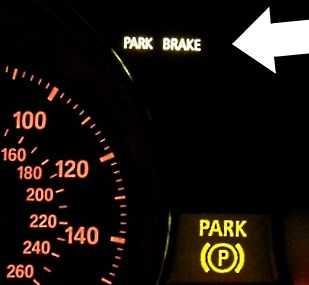 BMW 5 с 2010 года, ремонт стояночного тормоза инструкция онлайн