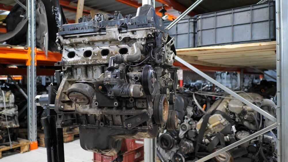 Проблемы и надёжность двигателя BMW N46