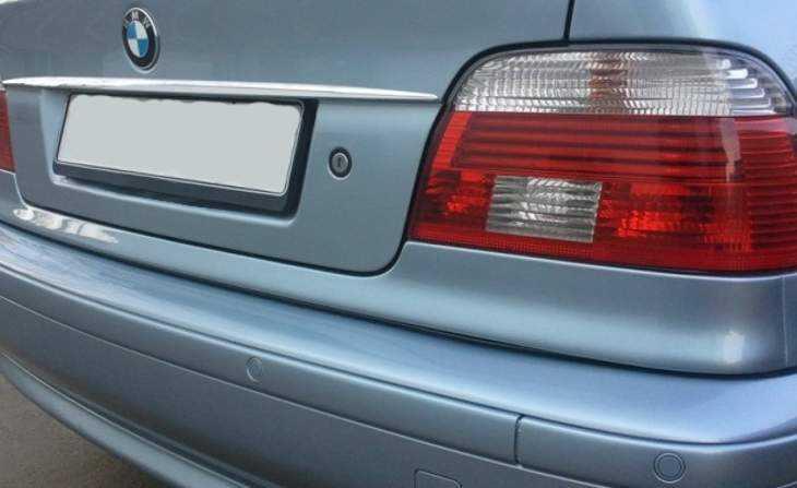Проблема с багажником БМВ Е39 | BMW E39 - проблемы и их решение