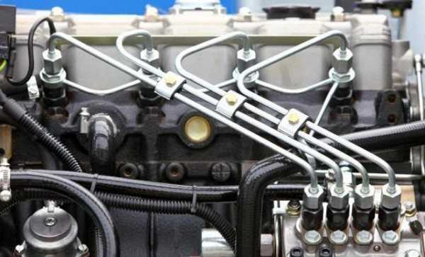 Причины завоздушивания топливной системы дизеля