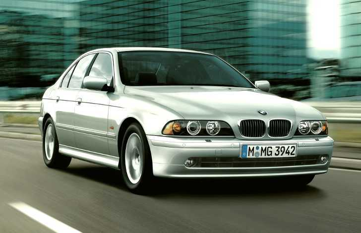 Стоит ли покупать BMW-5 E39?