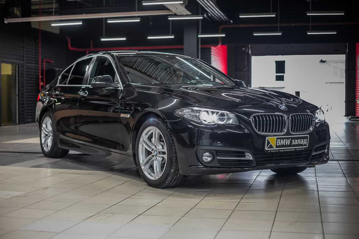 Установка М пакета на BMW 5 F10 | БМВ Запад - Сервис BMW №1