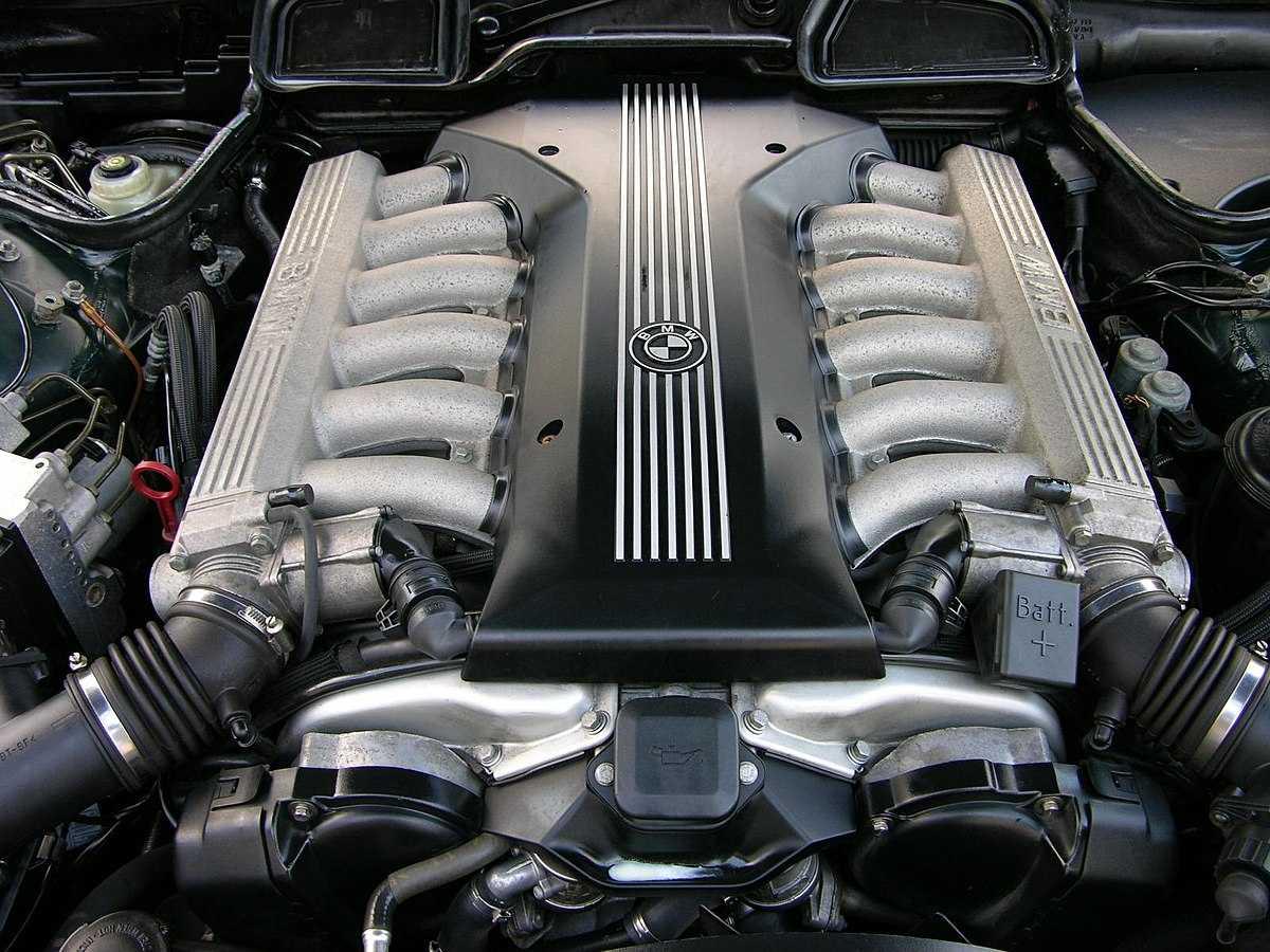 Характеристики двигателя M73 B54 для BMW