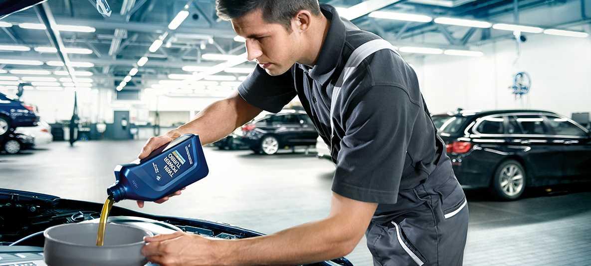 Техническое обслуживание и ремонт автомобилей | BMW