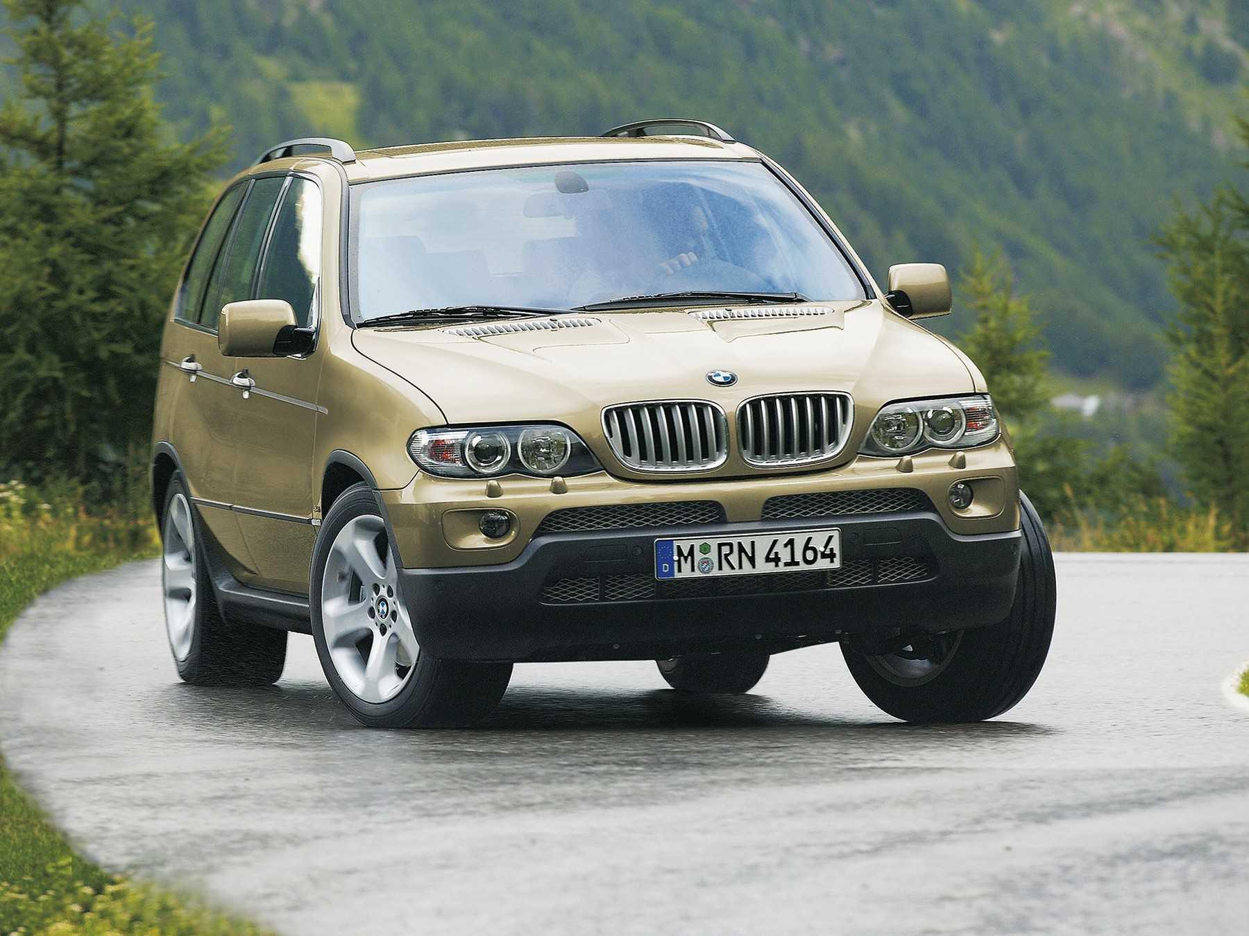 Пять вещей, за которые любят и ненавидят BMW X5 E53 - КОЛЕСА.ру – автомобильный журнал
