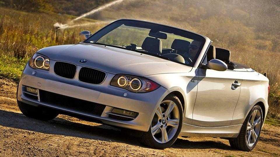 BMW 1 E88, технические характеристики, обзор БМВ 1 Е88