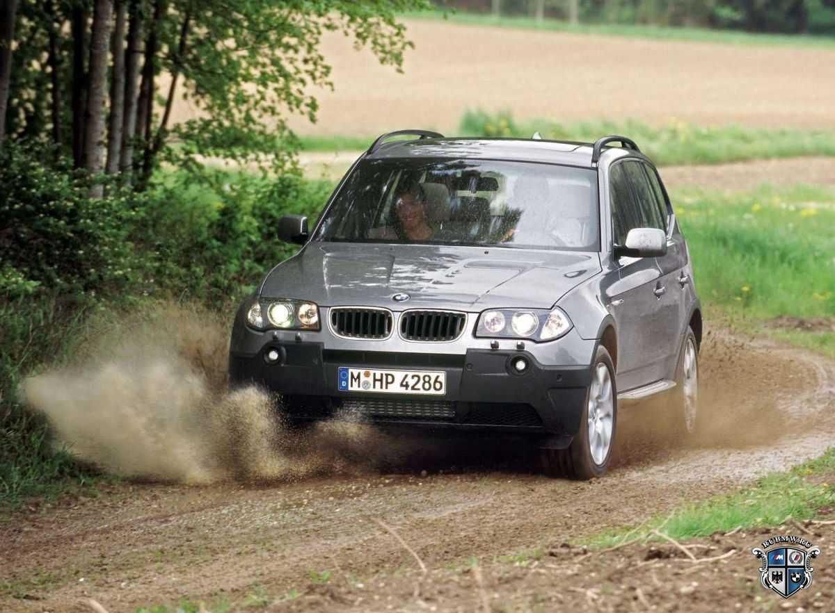 Слабые места BMW X3 в кузове Е83 :: Статьи :: RU BMW