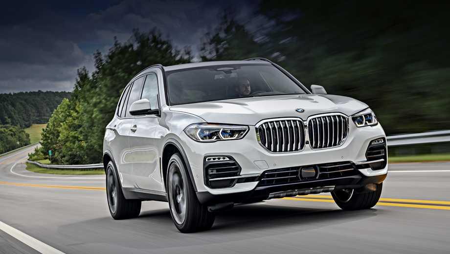 — BMW представила пуленепробиваемый X5 Security Plus