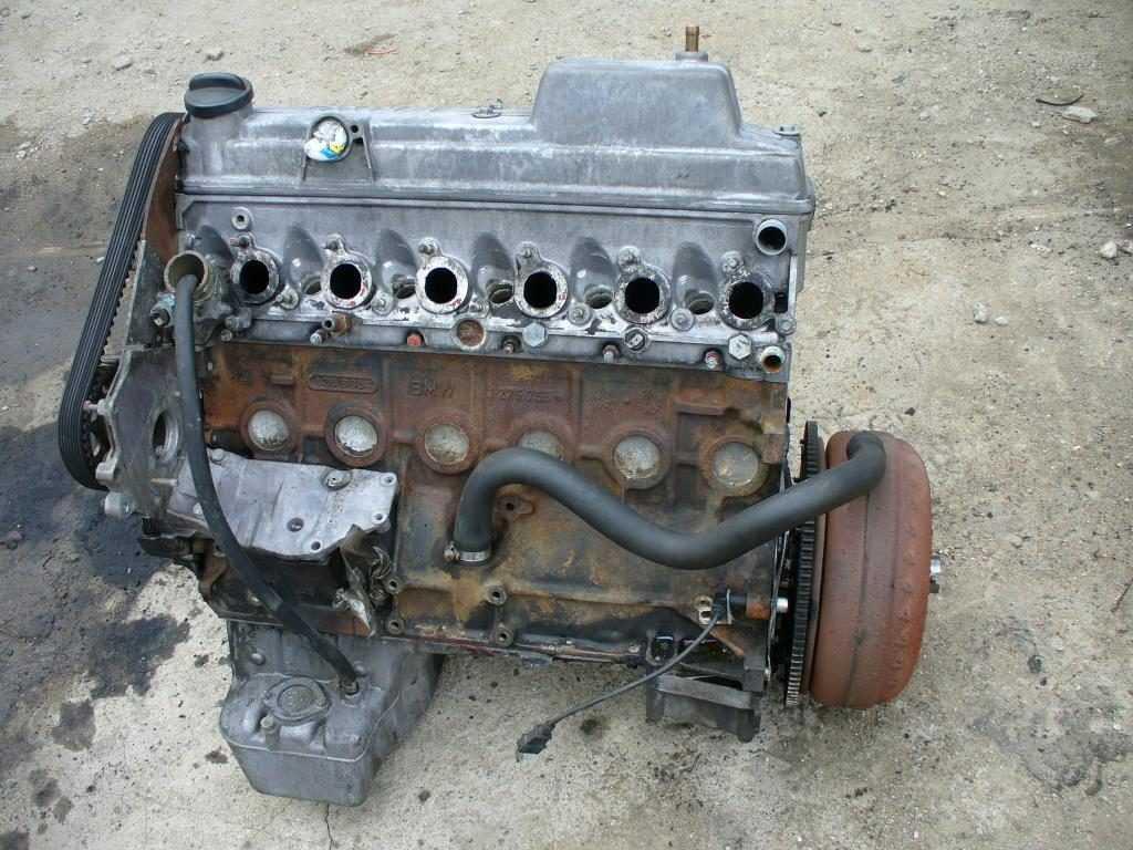 Номера и обозначения двигателей BMW