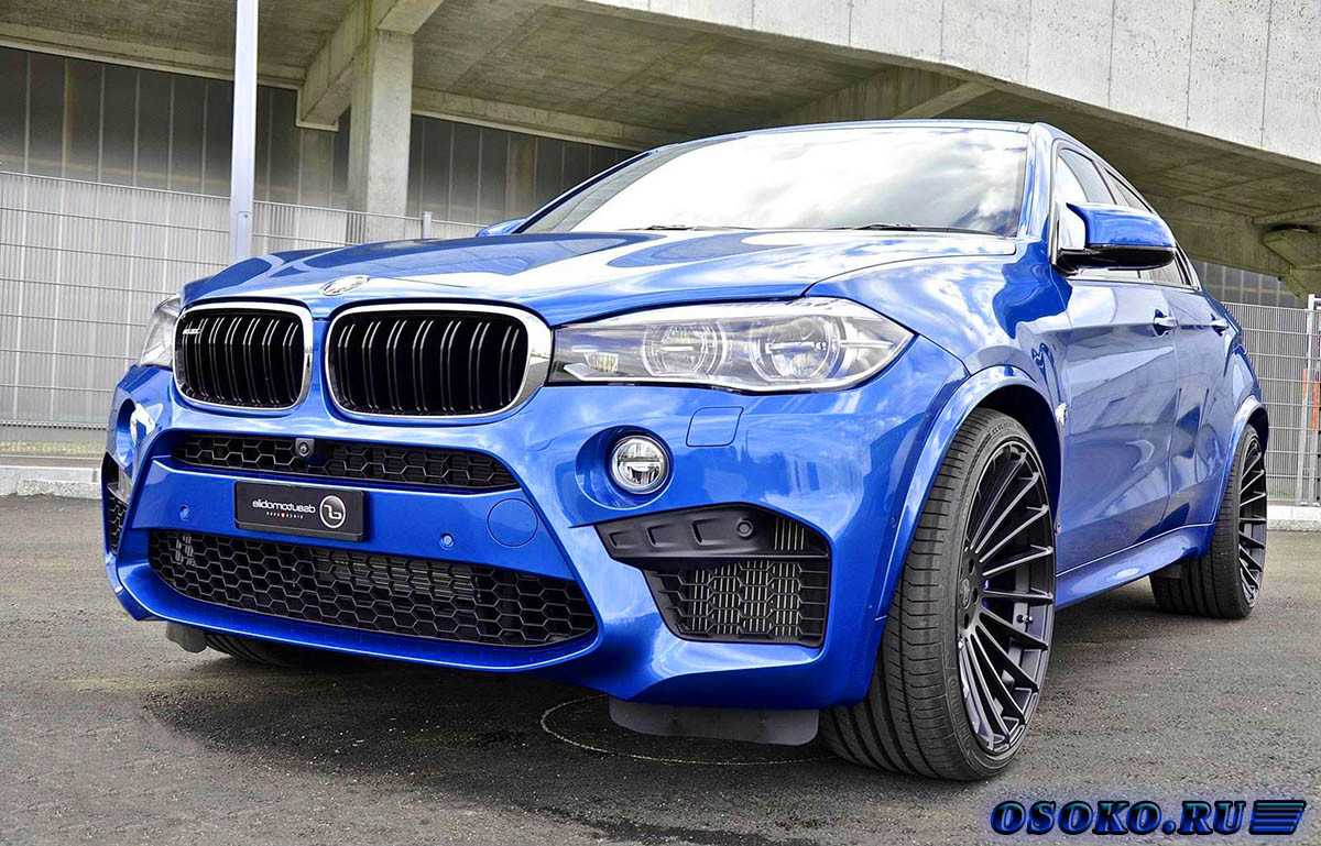 Что выбрать - BMW X6 или BMW X5 - сравнение - Советы для водителя