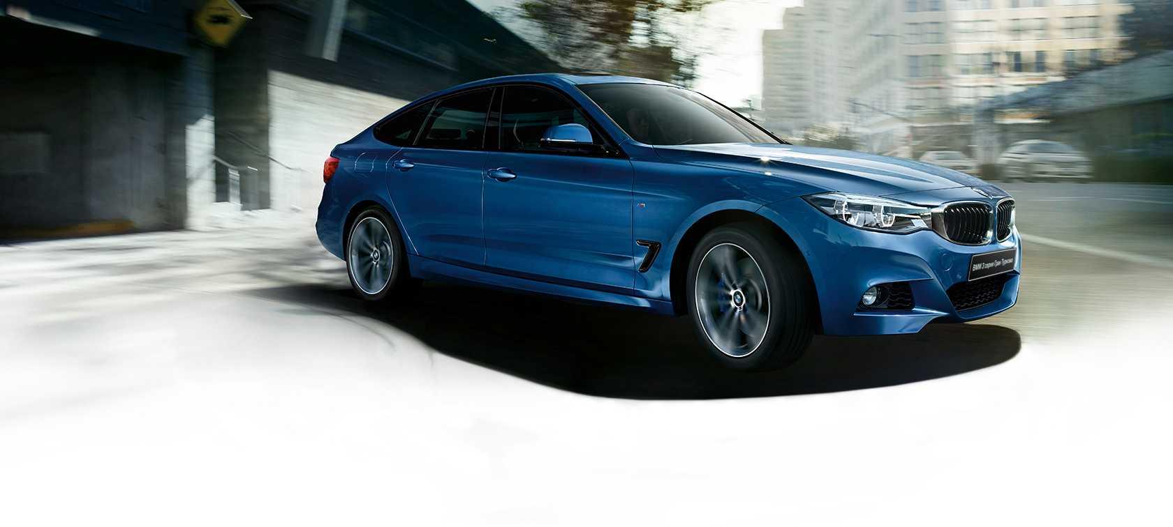 Новый BMW 3 серии Гран Туризмо : Краткий обзор