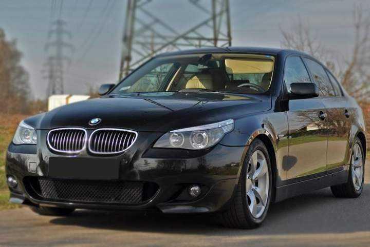 BMW E60 5 Series - проблемы и варианты их решения