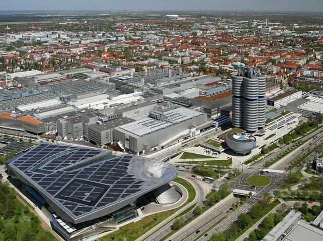 Штаб-квартира и музей BMW в Мюнхене: адрес и часы работы, экскурсия на завод и экспозиция музея
