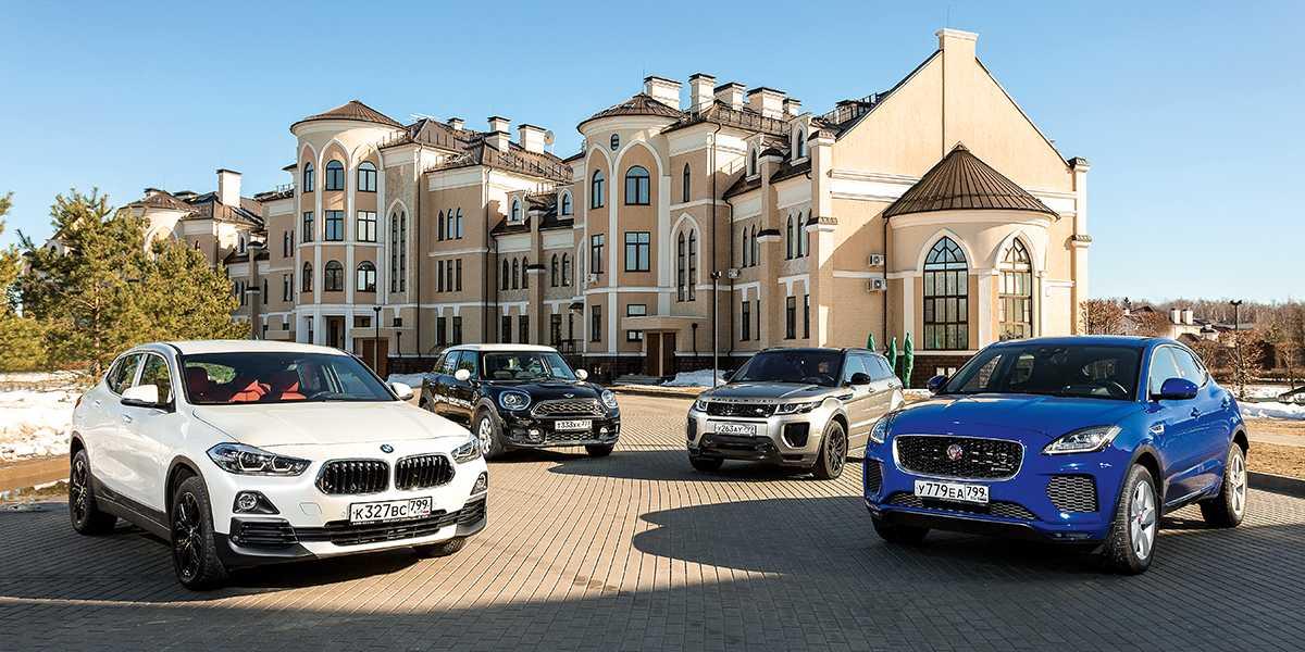Range Rover Evoque или BMW X1, что лучше?