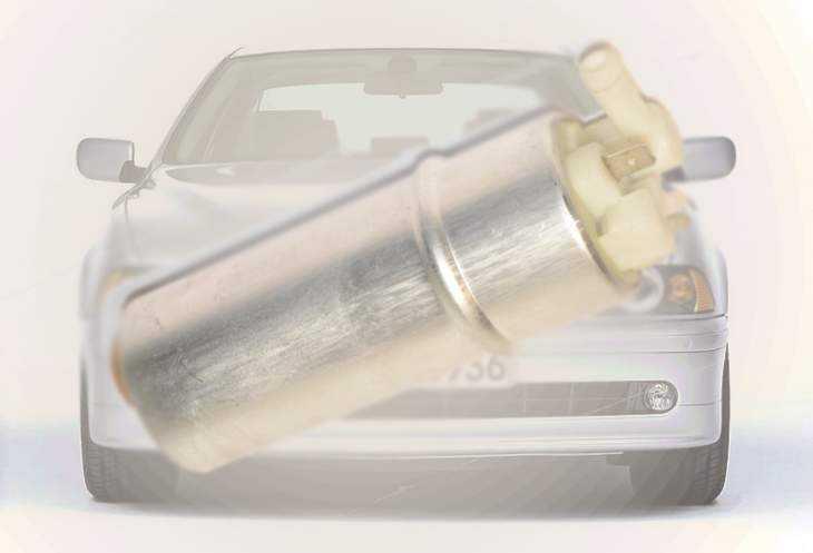 БМВ Е39 - замена бензонасоса