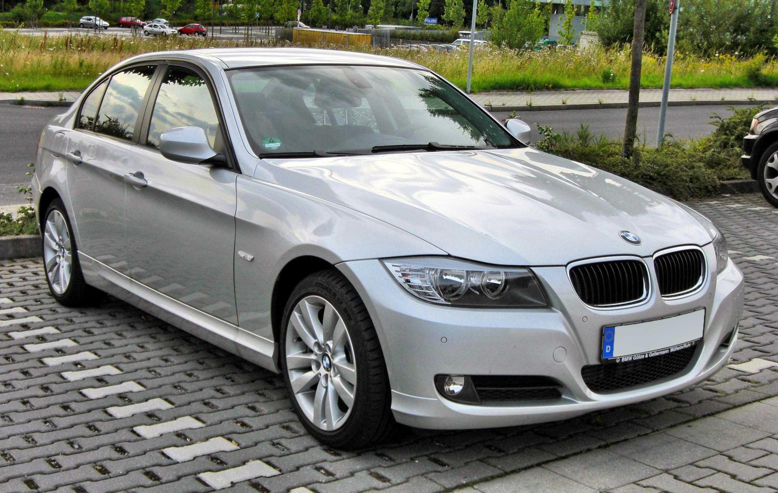 Замена антифриза в BMW Е90