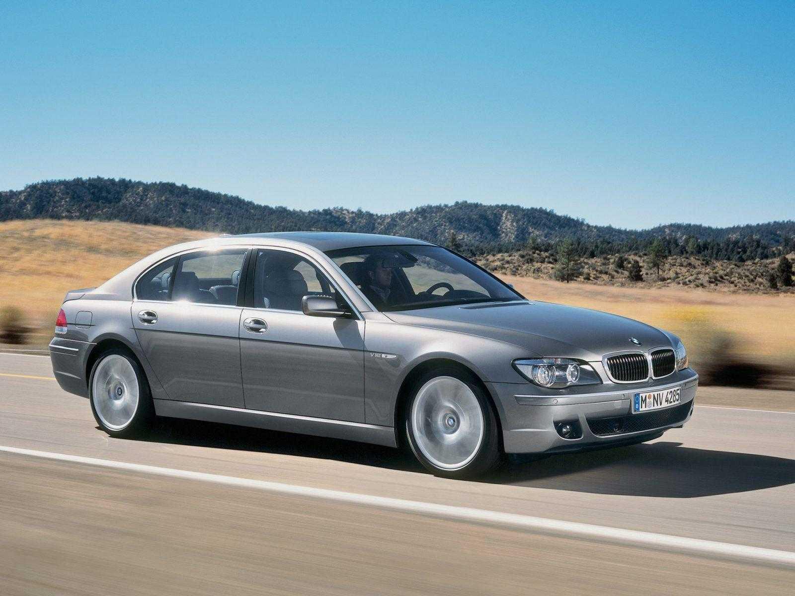 BMW 7 (E65/E66) - проблемы и неисправности