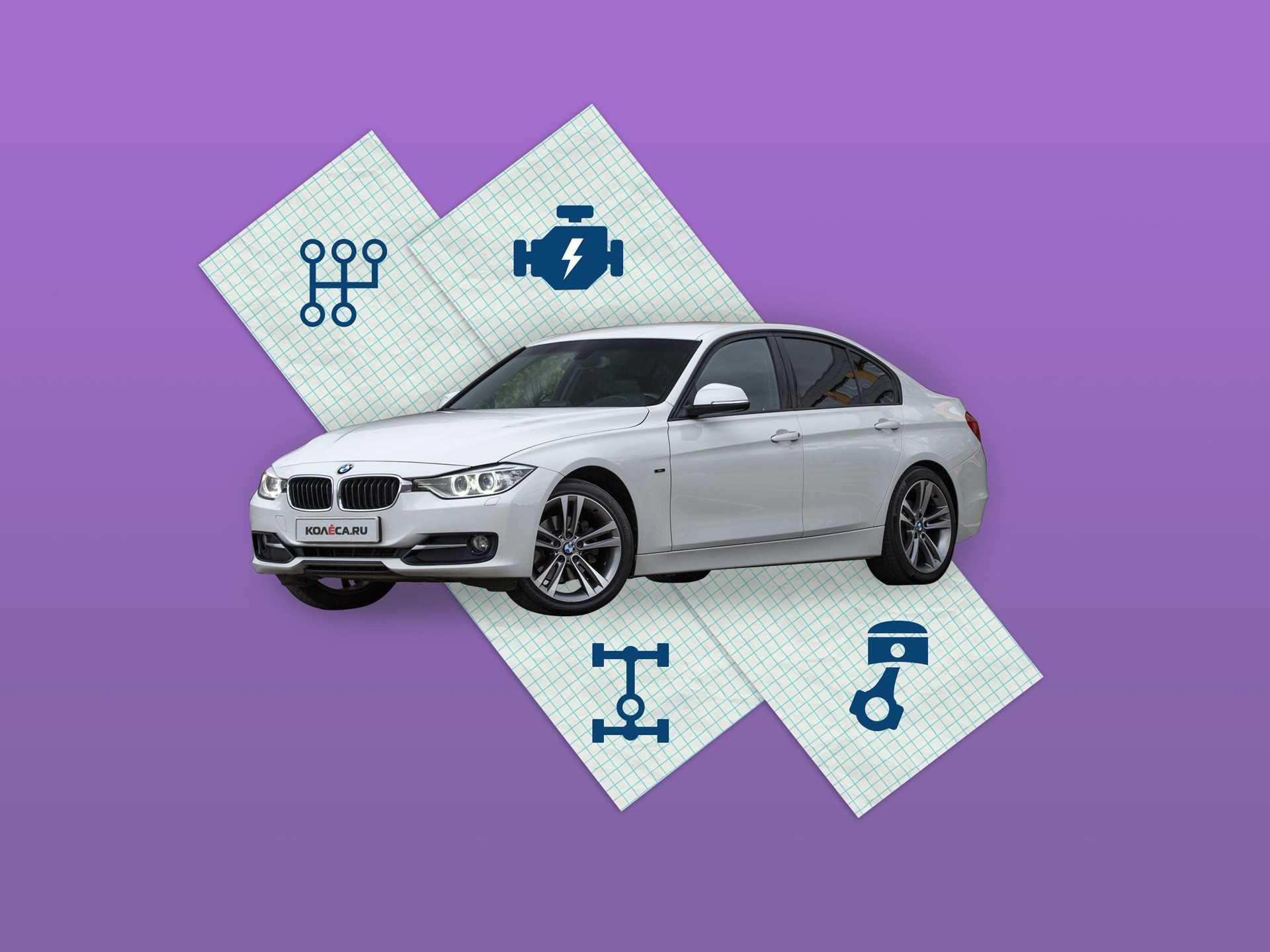 BMW F30 3 Series - характеристика - видео-обзор - фото