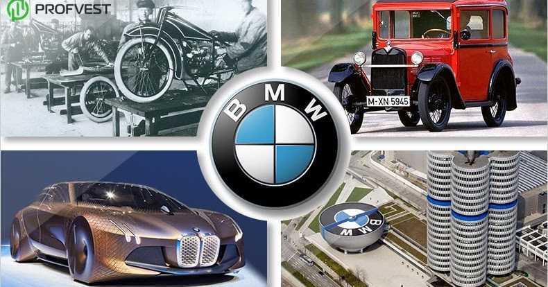 История компании BMW - Novator.io