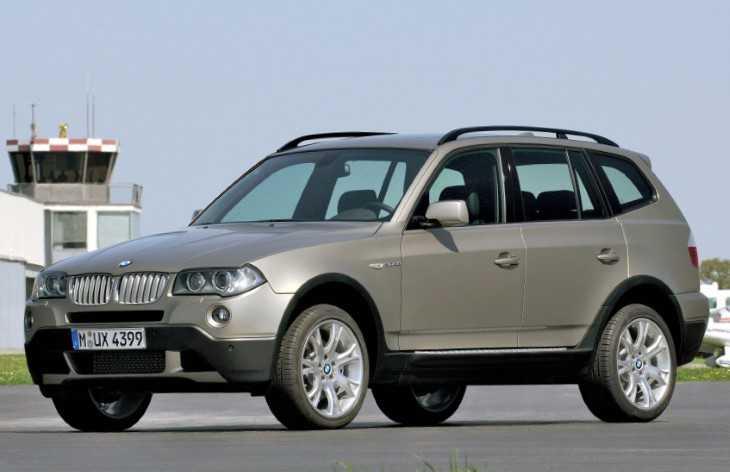 BMW X3 (G01) характеристики, двигатели, рестайлинг и комплектации