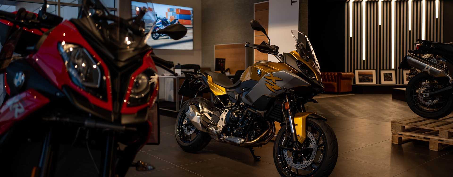 Мотоциклы BMW 2017 модельного года