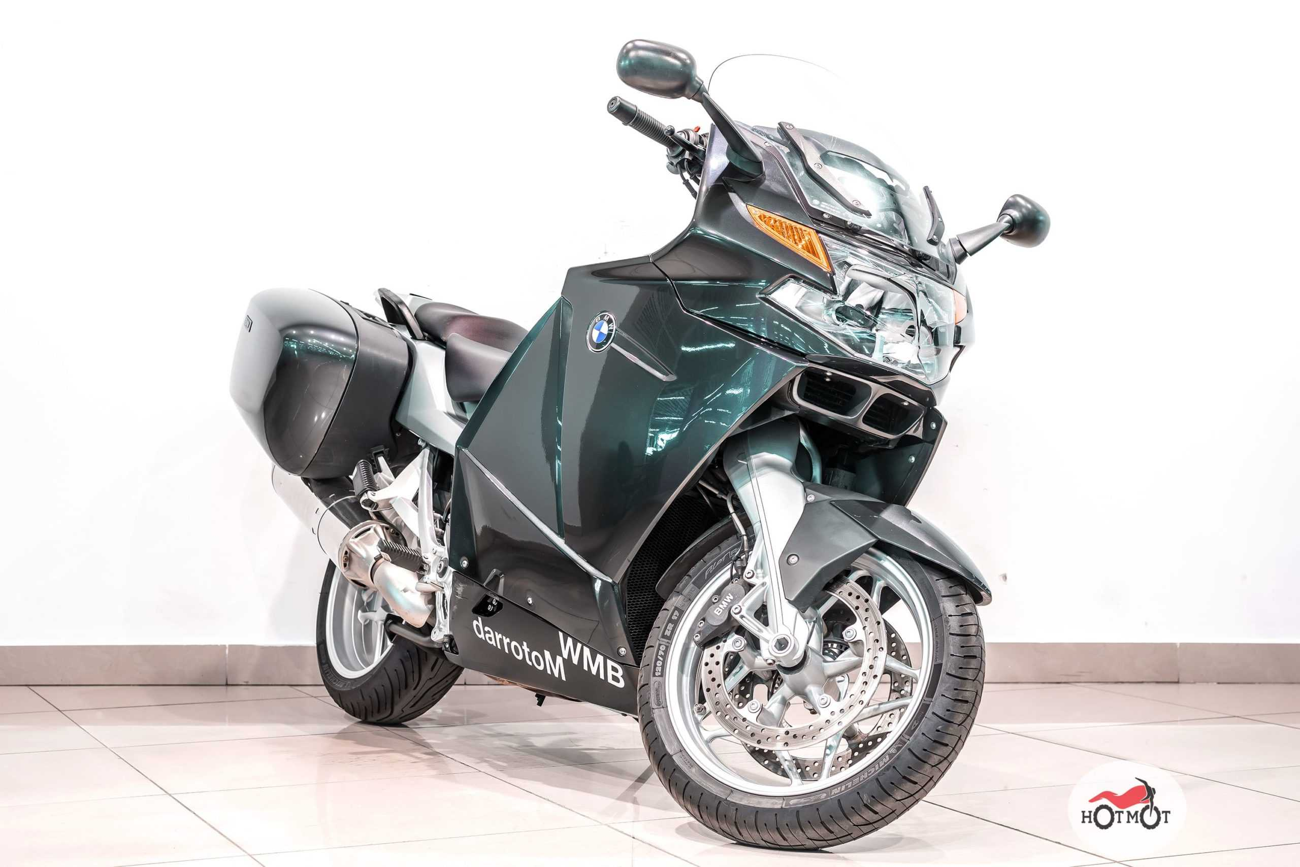Обзор мотоцикла BMW K 1200 GT   Интернет-магазин «ХОТМОТ»