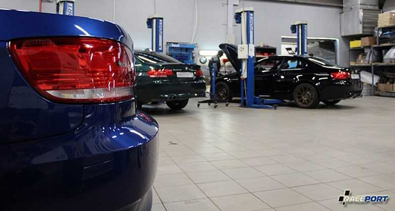 Ремонт автомобилей БМВ в Москве - честные цены | Сервис BMW Москва