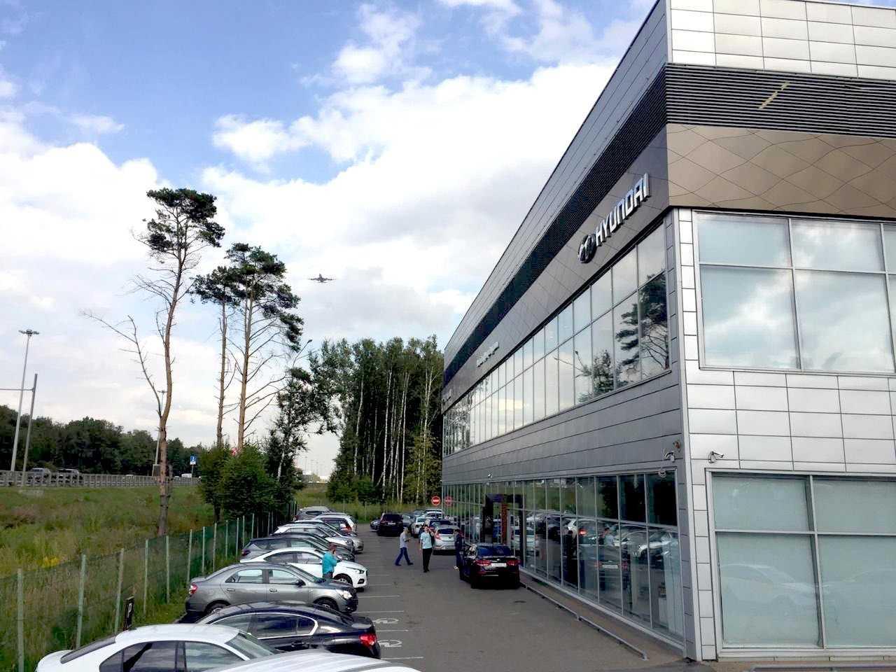 Отзывы о Официальном дилере АСЦ Hyundai Внуково - Автосервисы - Москва