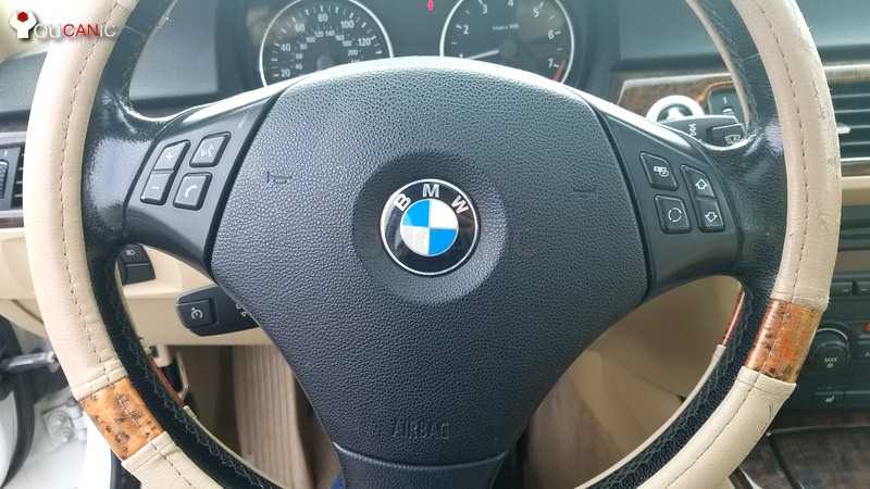 Замок зажигания и запуск двигателя | BMW 3 E46 | Руководство BMW